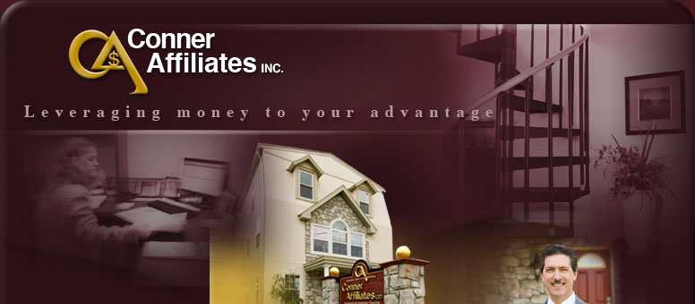 Conner Affiliates Inc. - Leveraging money to your advantage